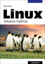 Linux_Tehokas_hallinta-kansi